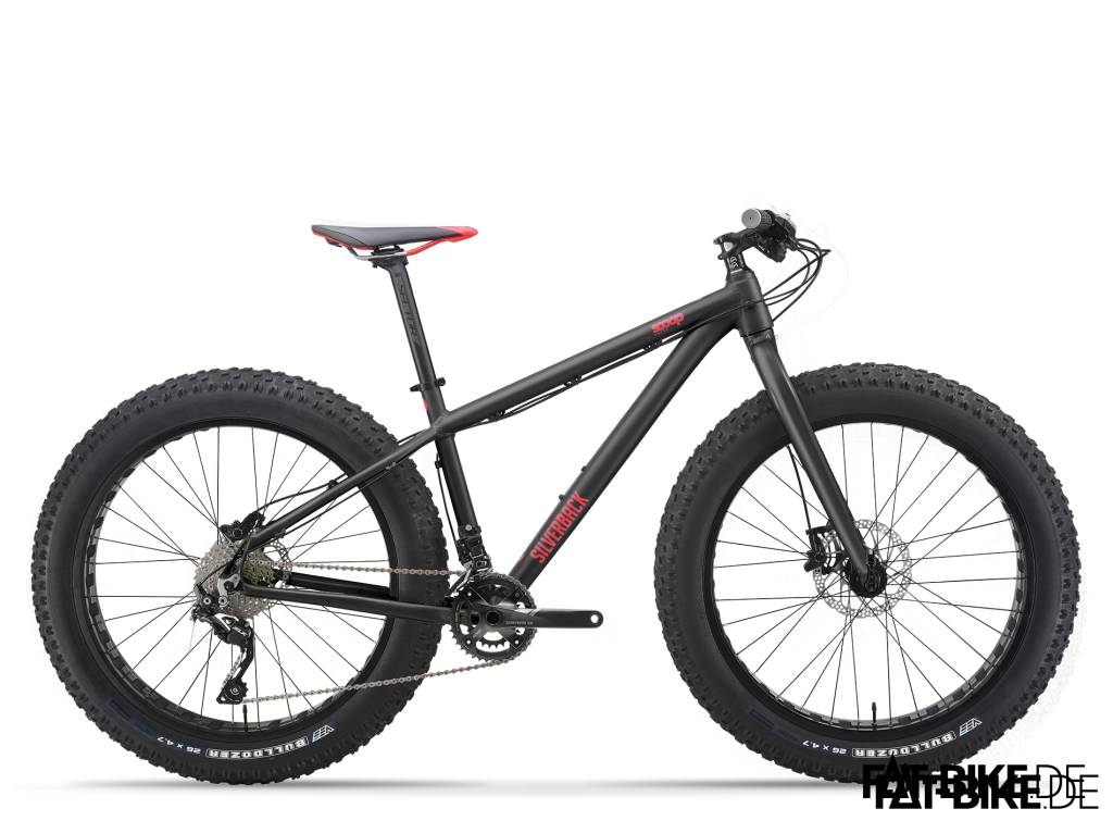 Silverback Double Scoop FATBike 2016