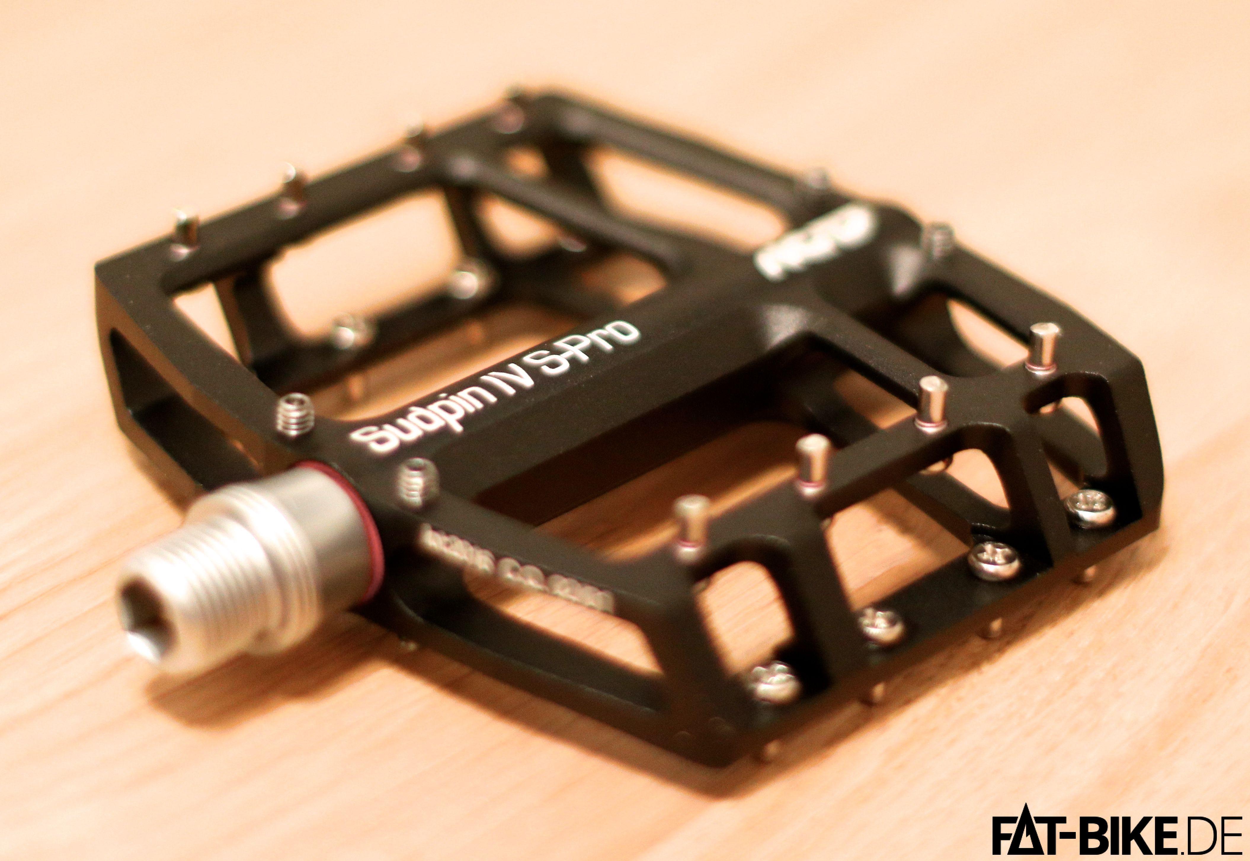 NC17 Sudpin IV S-Pro Plattform Pedal