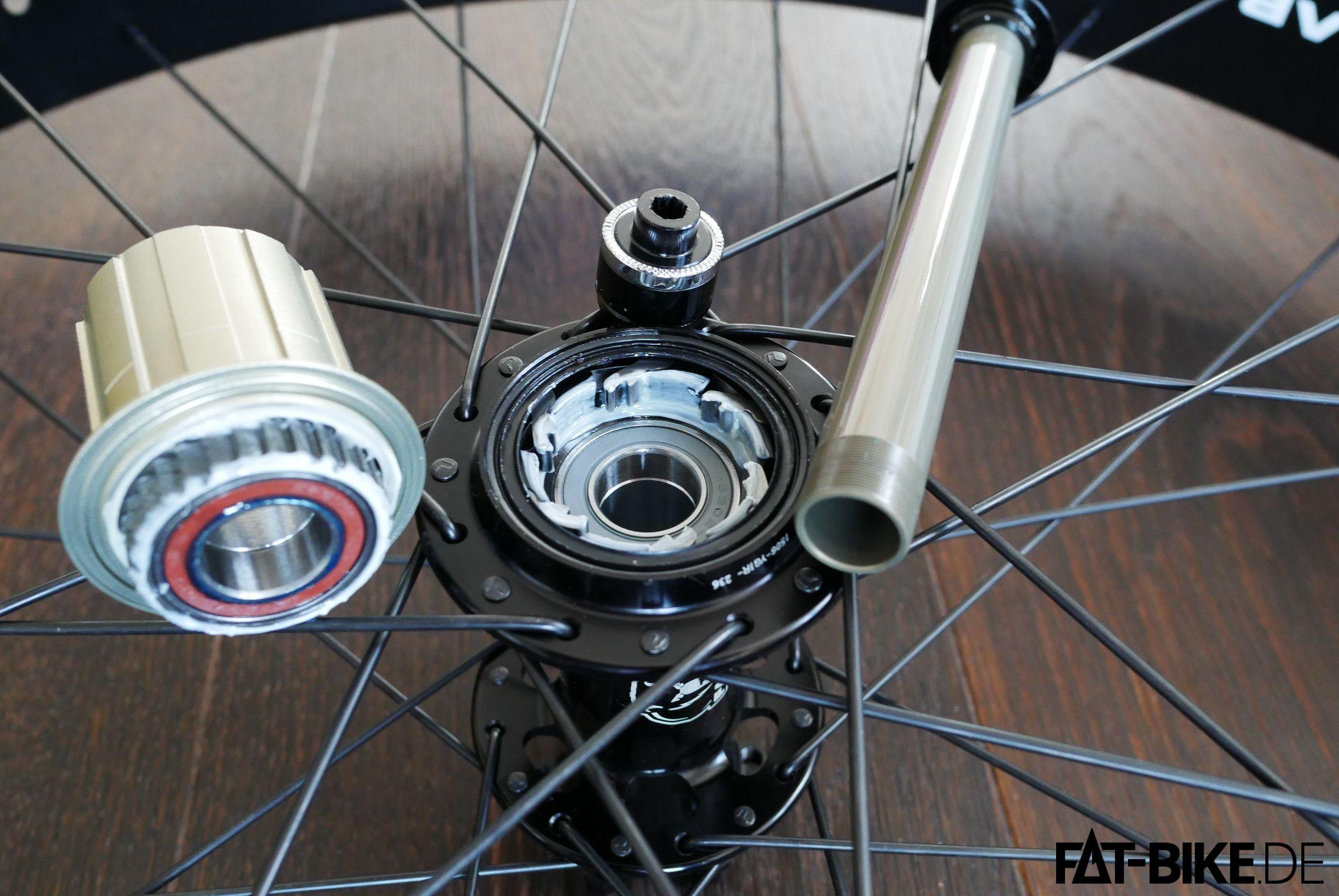 Components & Parts Halo Fat Bike Rear MTB Hub Hubs 170mm 2015