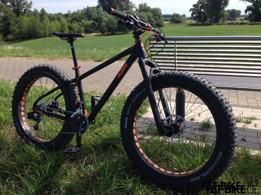 Das KTM FatRat (Quelle: Michael P.)