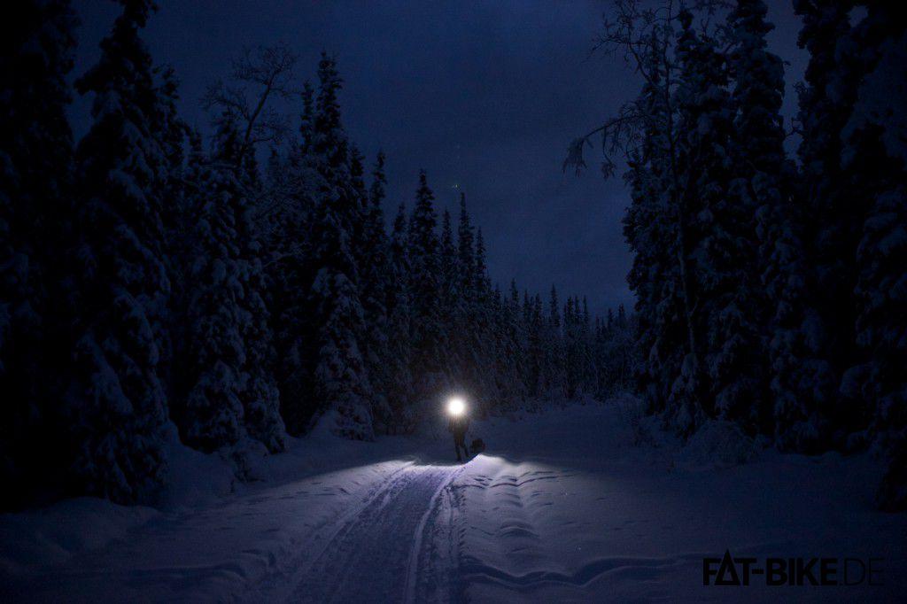 Noch härter als es aussieht: Yukon Arctic Ultra (Copyright: Montane - Martin Hartley)