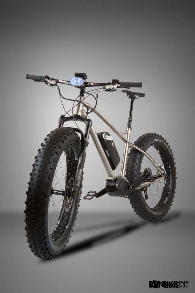 E-Lom 4poin8 Titan FATBike E-Bike
