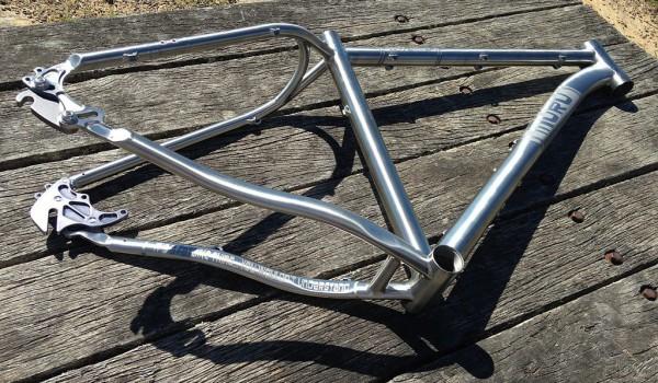 Muru Cycles Witjira Trail Titan FATBike