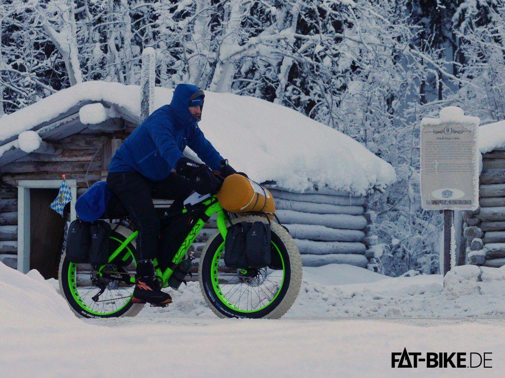 Da kriegt man schon vom anschauen kalte Füße... (Quelle: derekcrowe.photo/MYAU)