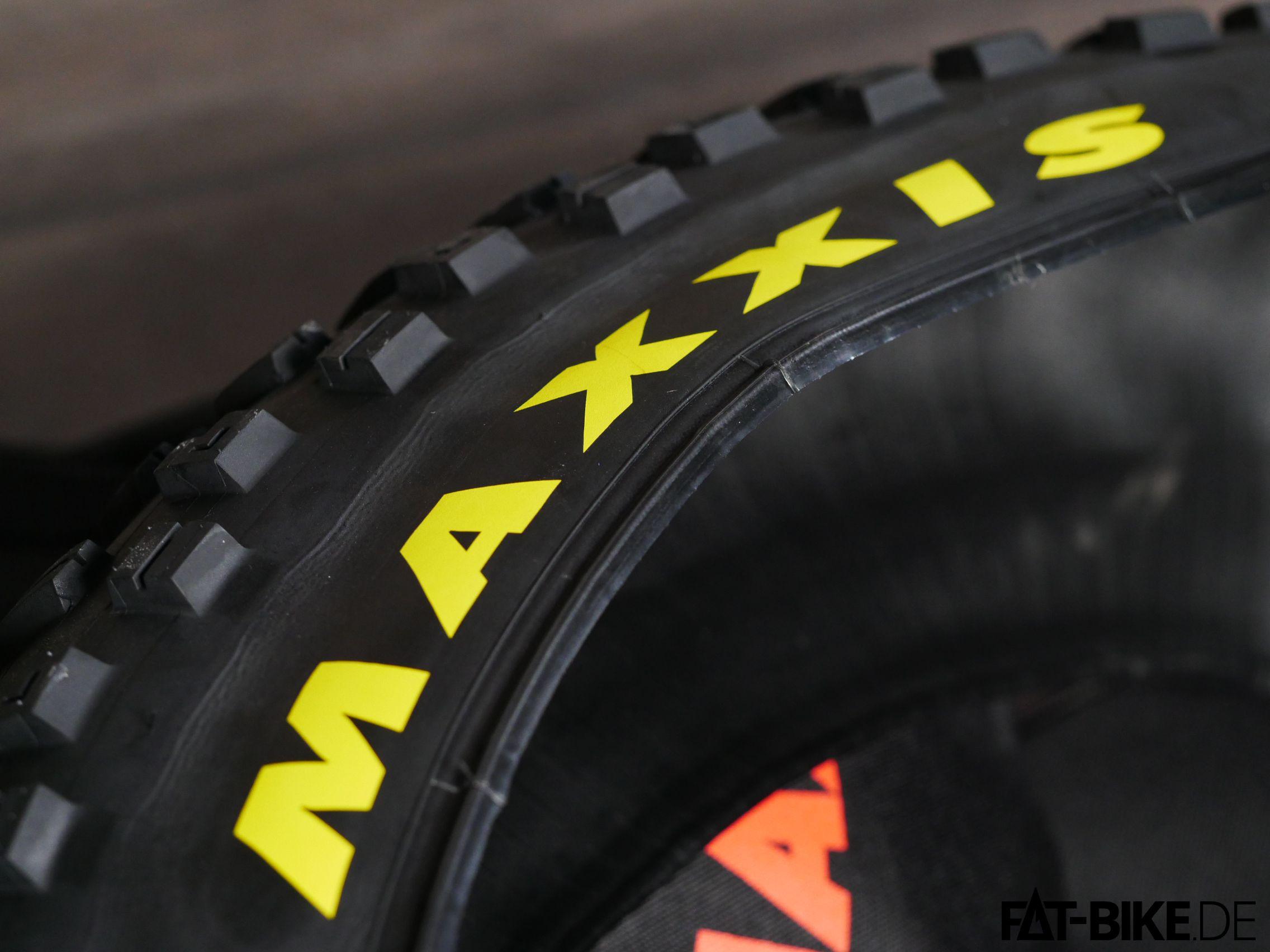 "Jetzt auch in 27,5 x 3,8"": der Maxxis Minion FBF/FBR"