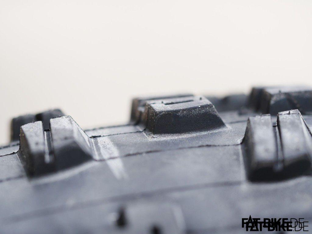 6mm hoch: die Stollen des Maxxis Minion FBR