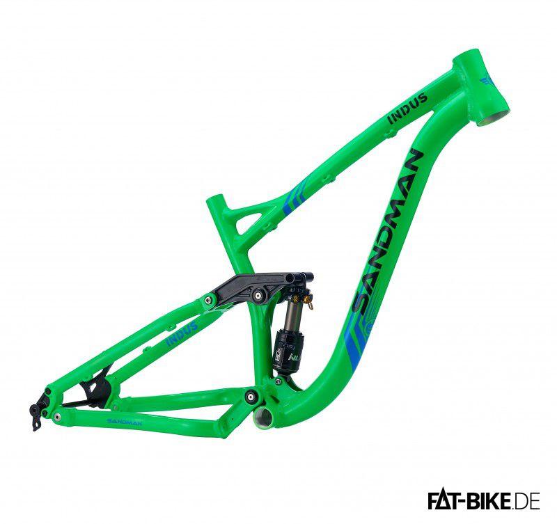 Hulk Green! (Quelle: Sandman Bikes)