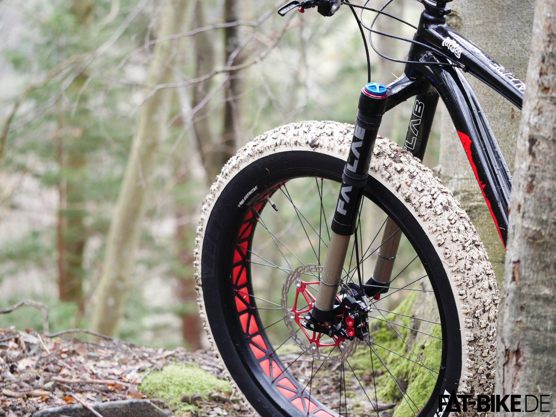 a1c03a79efe Tested: the FatLab Upside Down Suspension Fork - FAT-Bike.de