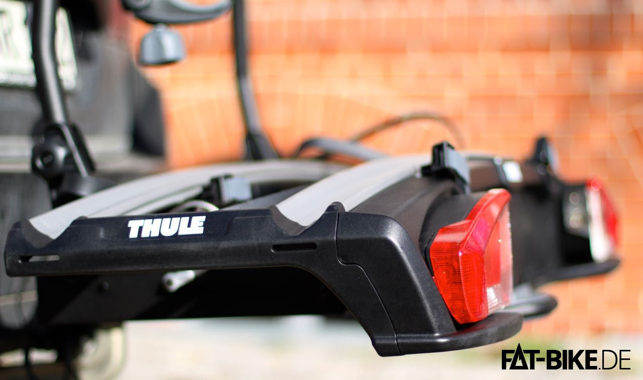 Thule VeloSpace 917 für FATBikes