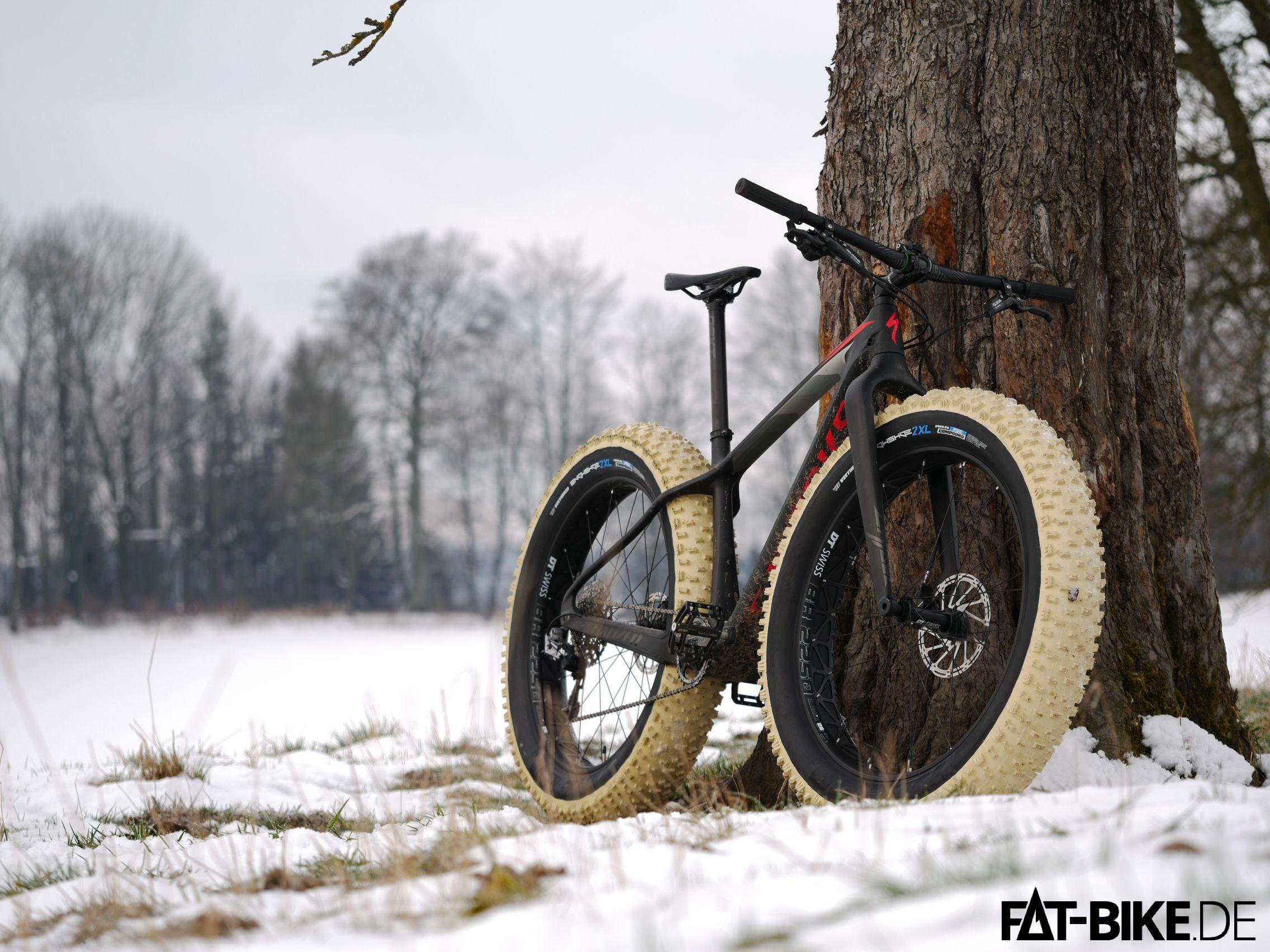 FATter gehts aktuell nicht: Vee Tire Snowshoe 2XL