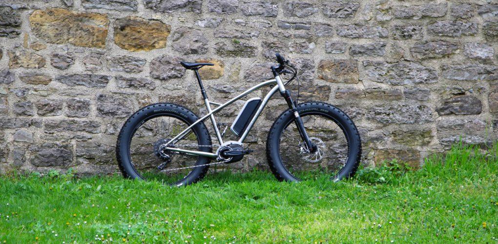 E-Lom Titan e-FATBike 4point8 im Test - FAT-Bike.de