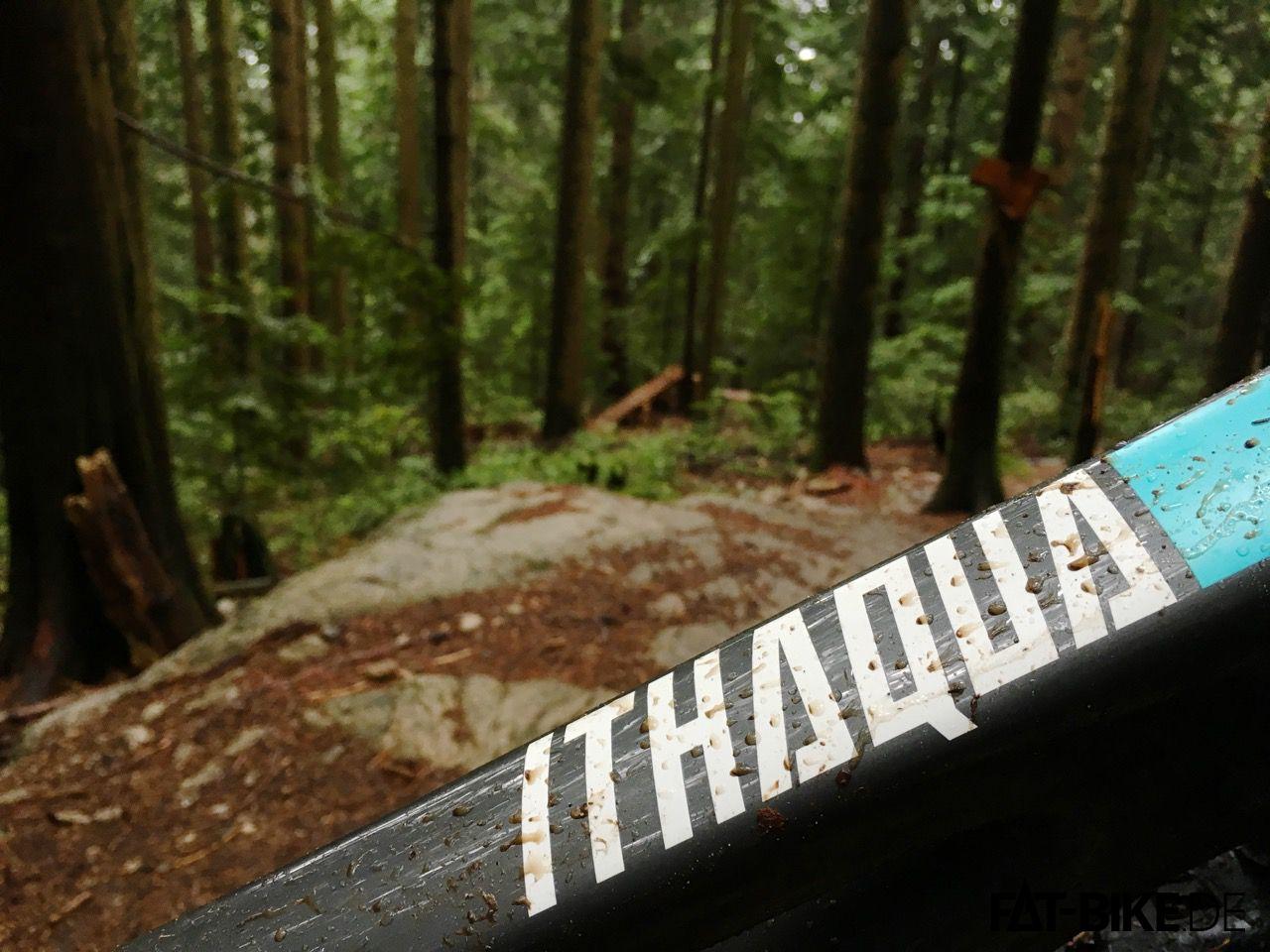 Felsige Absätze und schmale Leitern im Visier