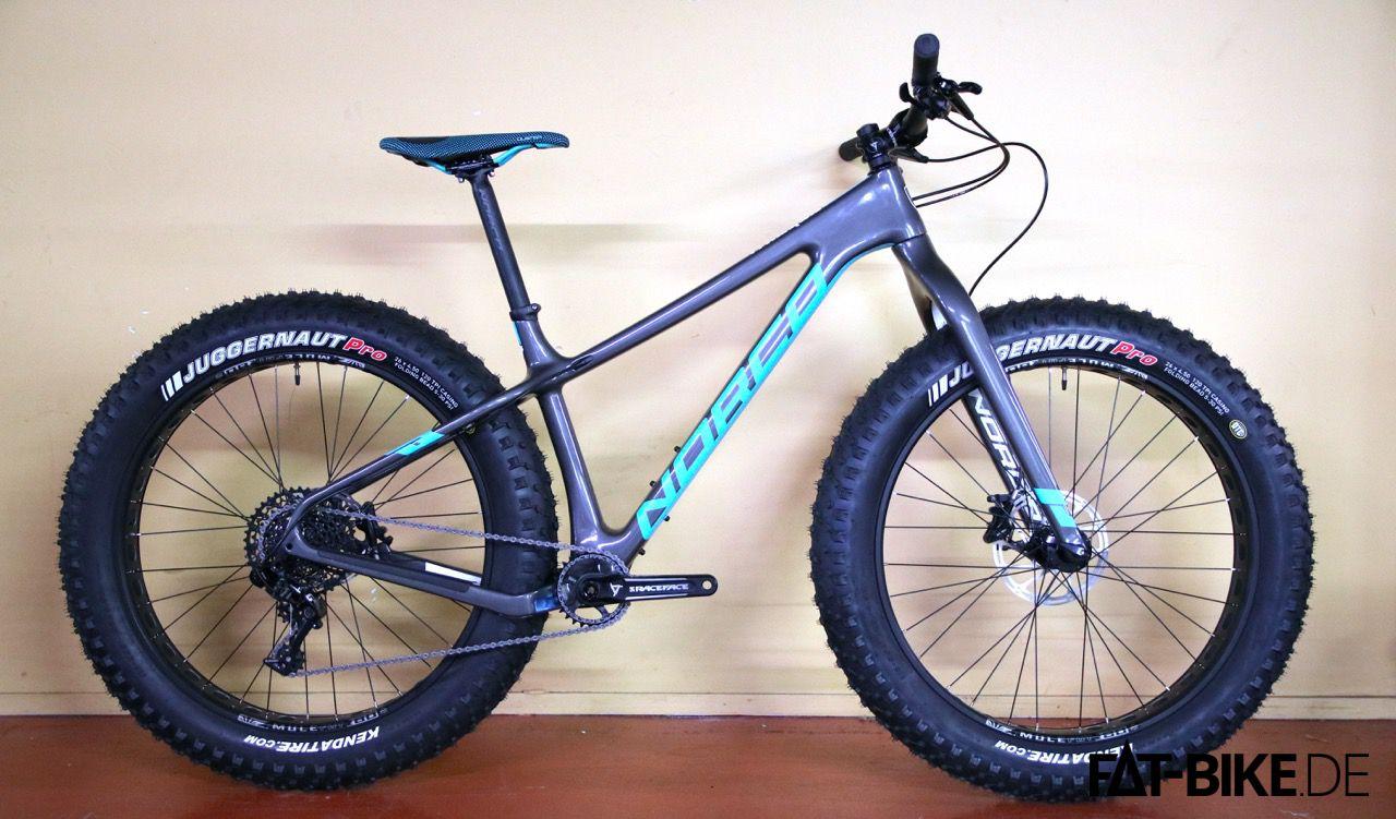 So sieht das Serien-Bike des Ithaqua 6.2 aus