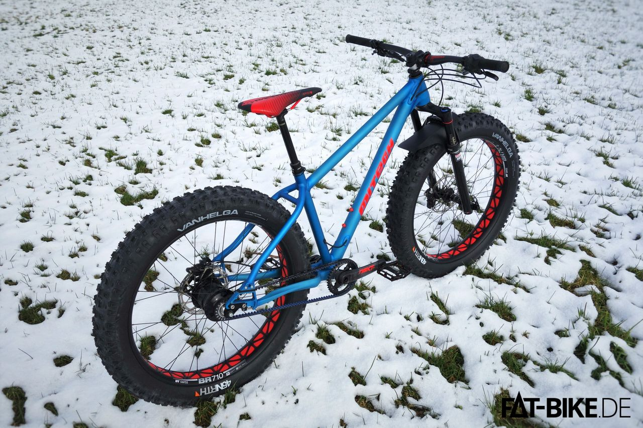 Rohloff meets Race Face – a winning Combination!