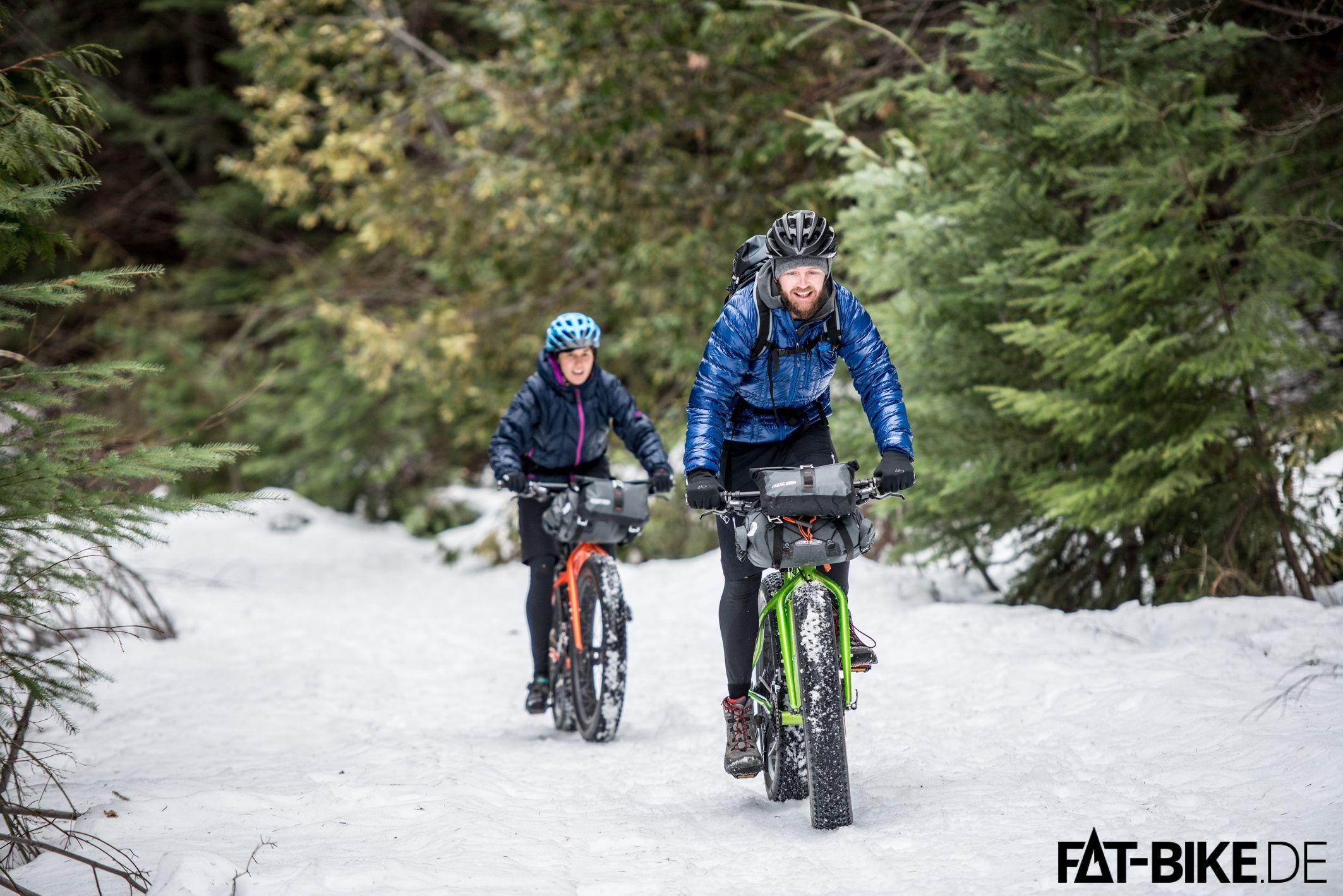 Ortlieb Bikepacking (@Russ Roca/ ORTLIEB)