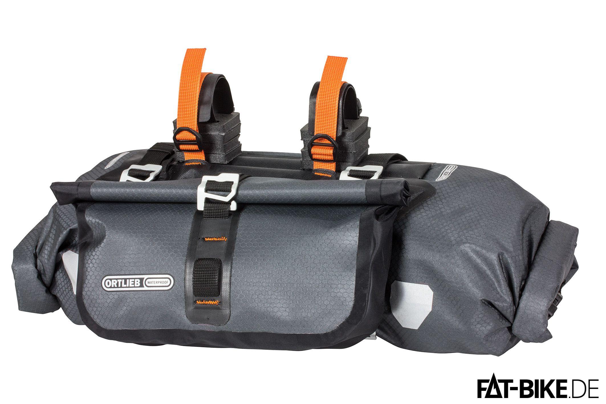 Ortlieb Bikepacking Handlebar-Pack mit Accessory-Pack