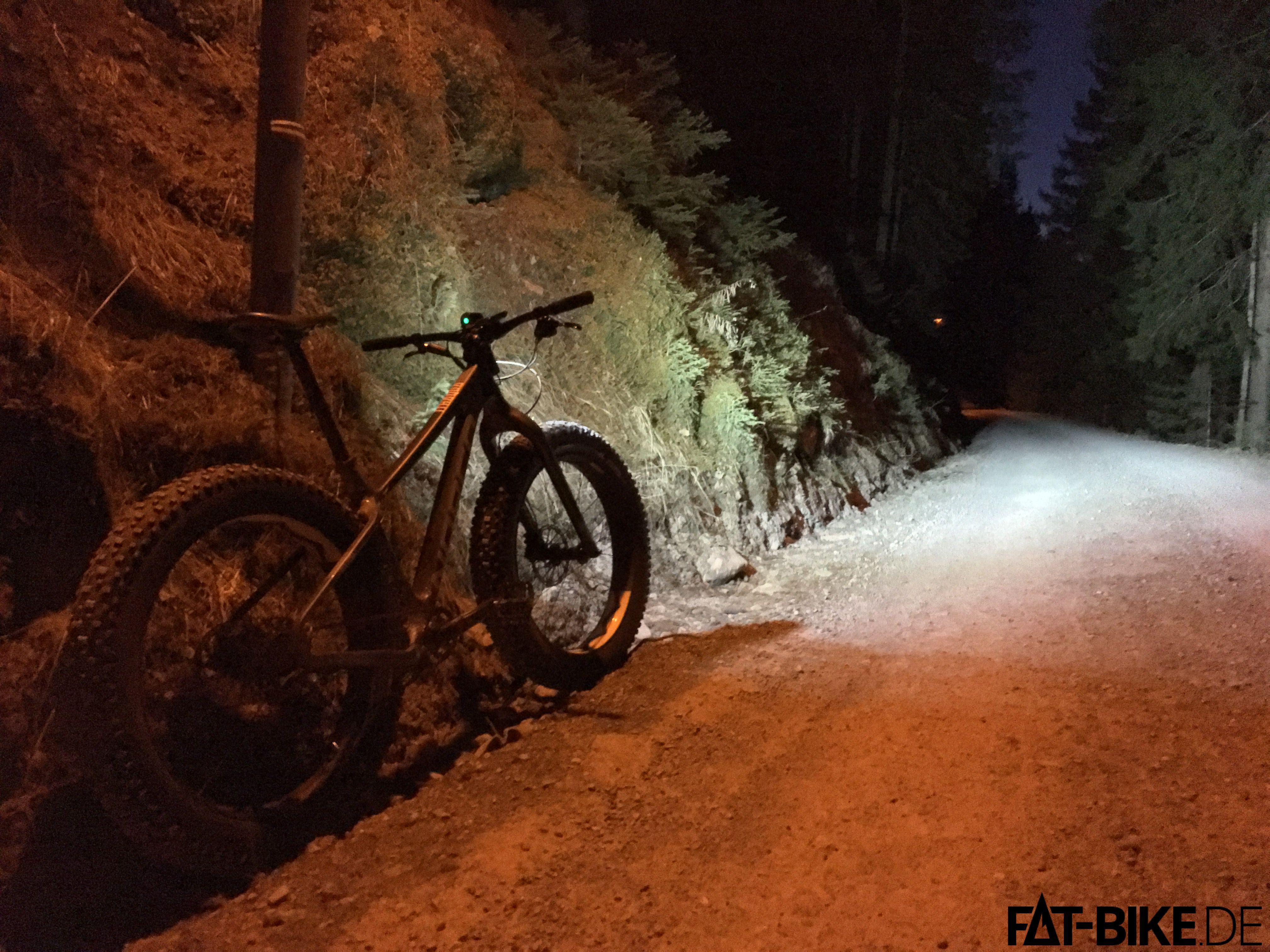 Ausritt des Nachts