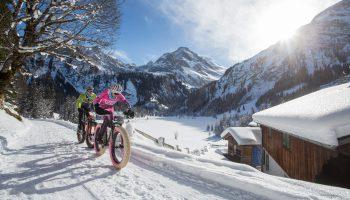 Snow Bike Festival 2017 in GStaad (by Nick Muzik)