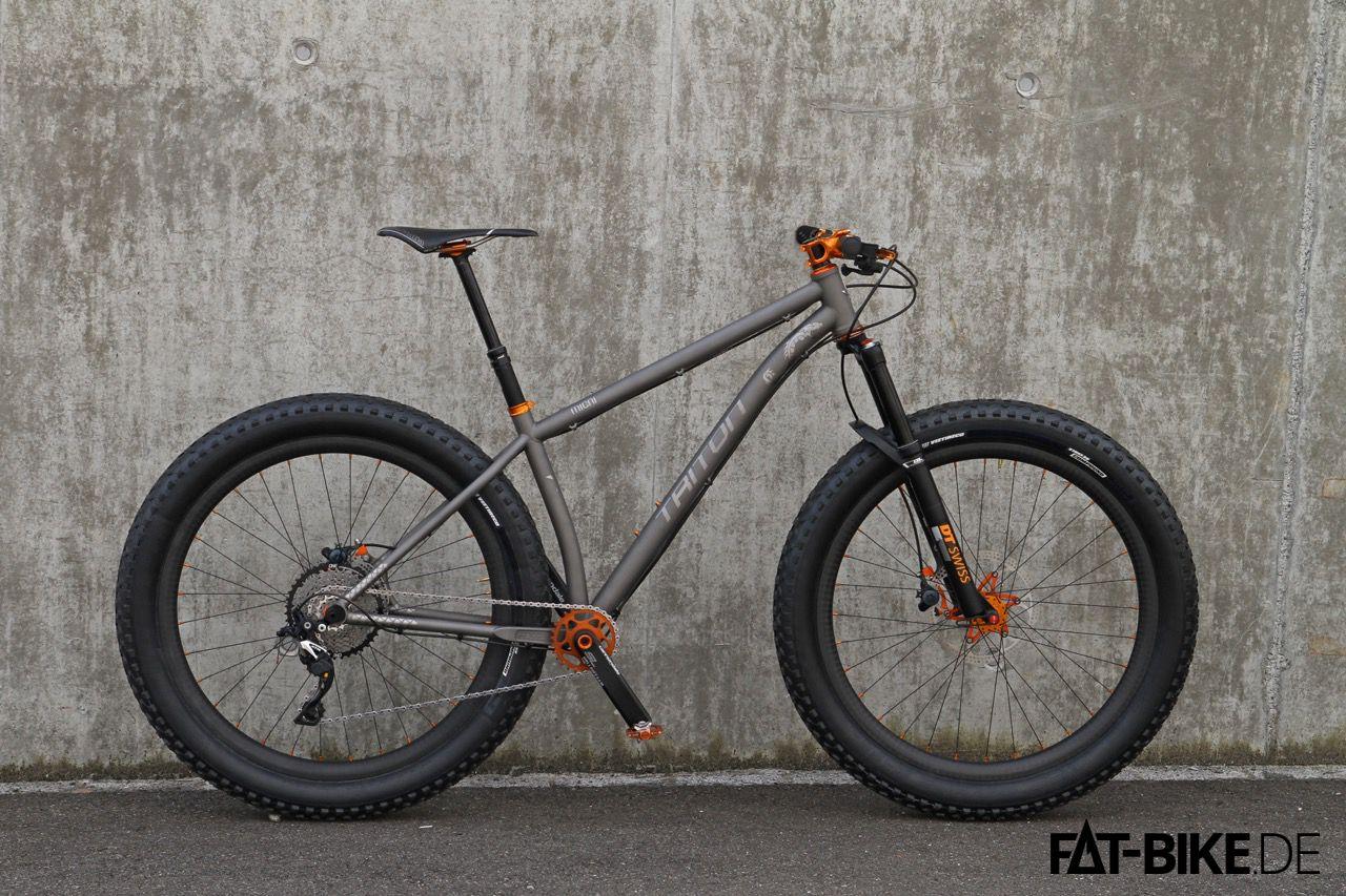 Ausnahmsweise Titan: Seltene Marken und ihre FATBikes - FAT-Bike.de