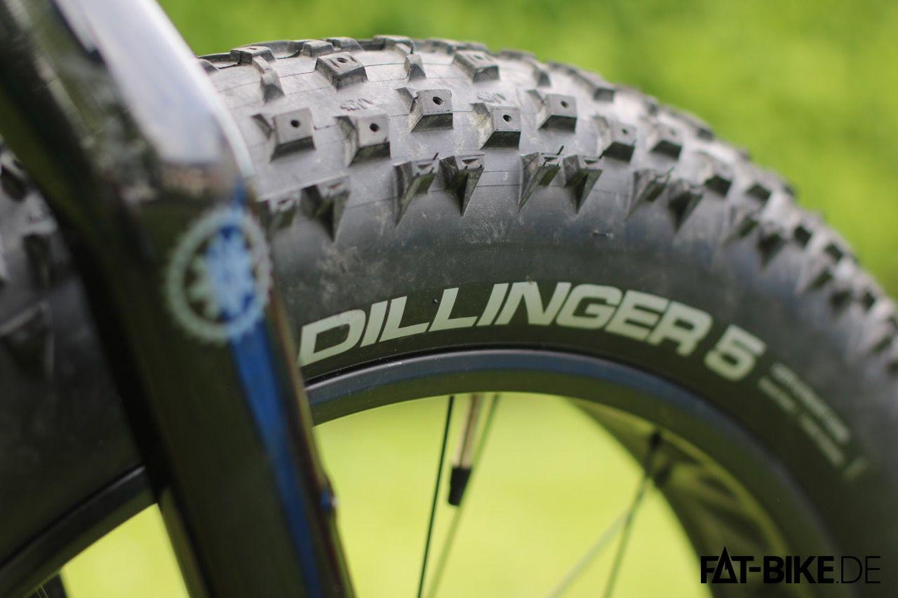 45NRTH Dillinger 5 FATBike Reifen im Test