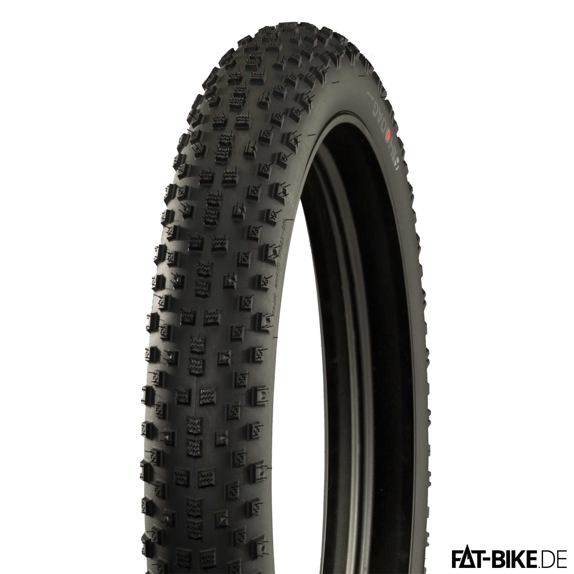 Bontrager Reifen Hodag mit 3,8 Zoll