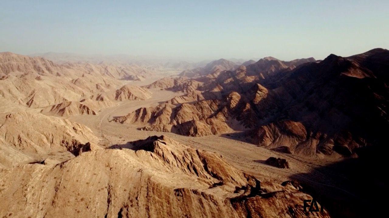Atemberaubende Landschaften Namibias
