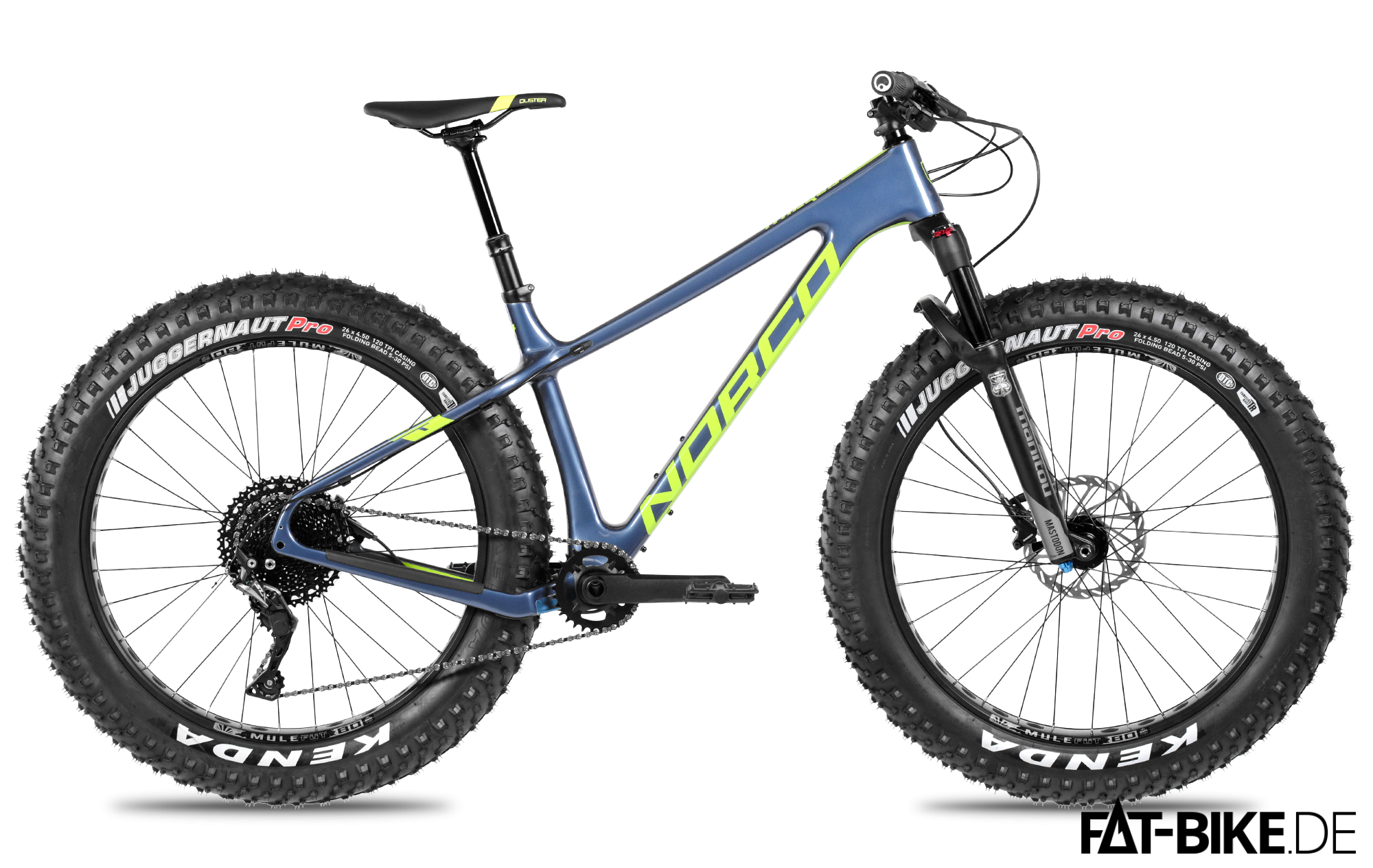 Norco 2018 FATBike Ithaqua 2 Suspension