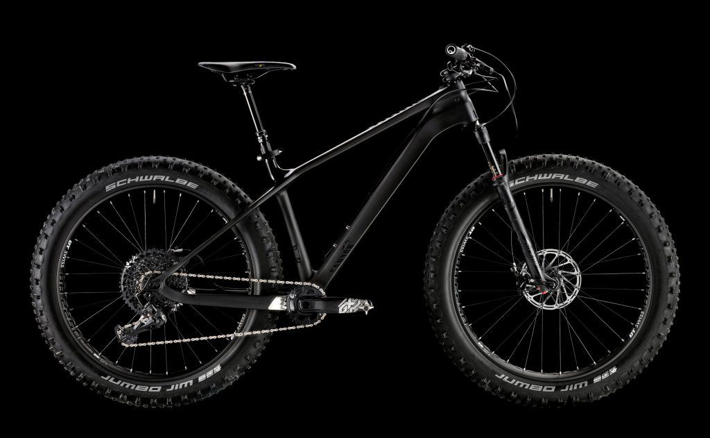 canyon dude 2018 fatbike modelle fat. Black Bedroom Furniture Sets. Home Design Ideas