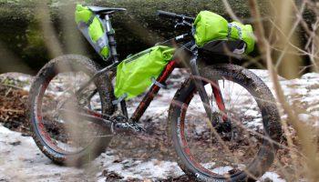VAUDE Bikepacking Taschen Set