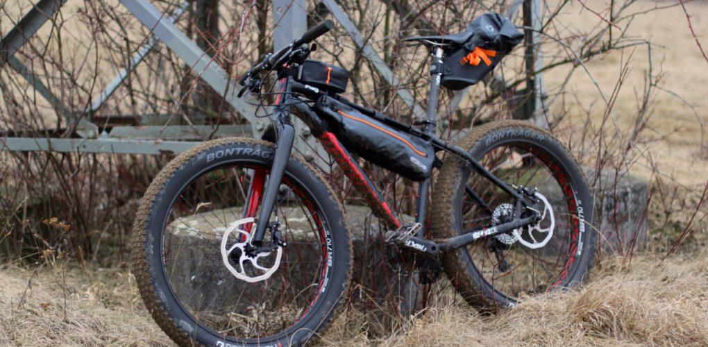 Neues von Ortlieb: erweitertes Bikepacking Taschen Sortiment