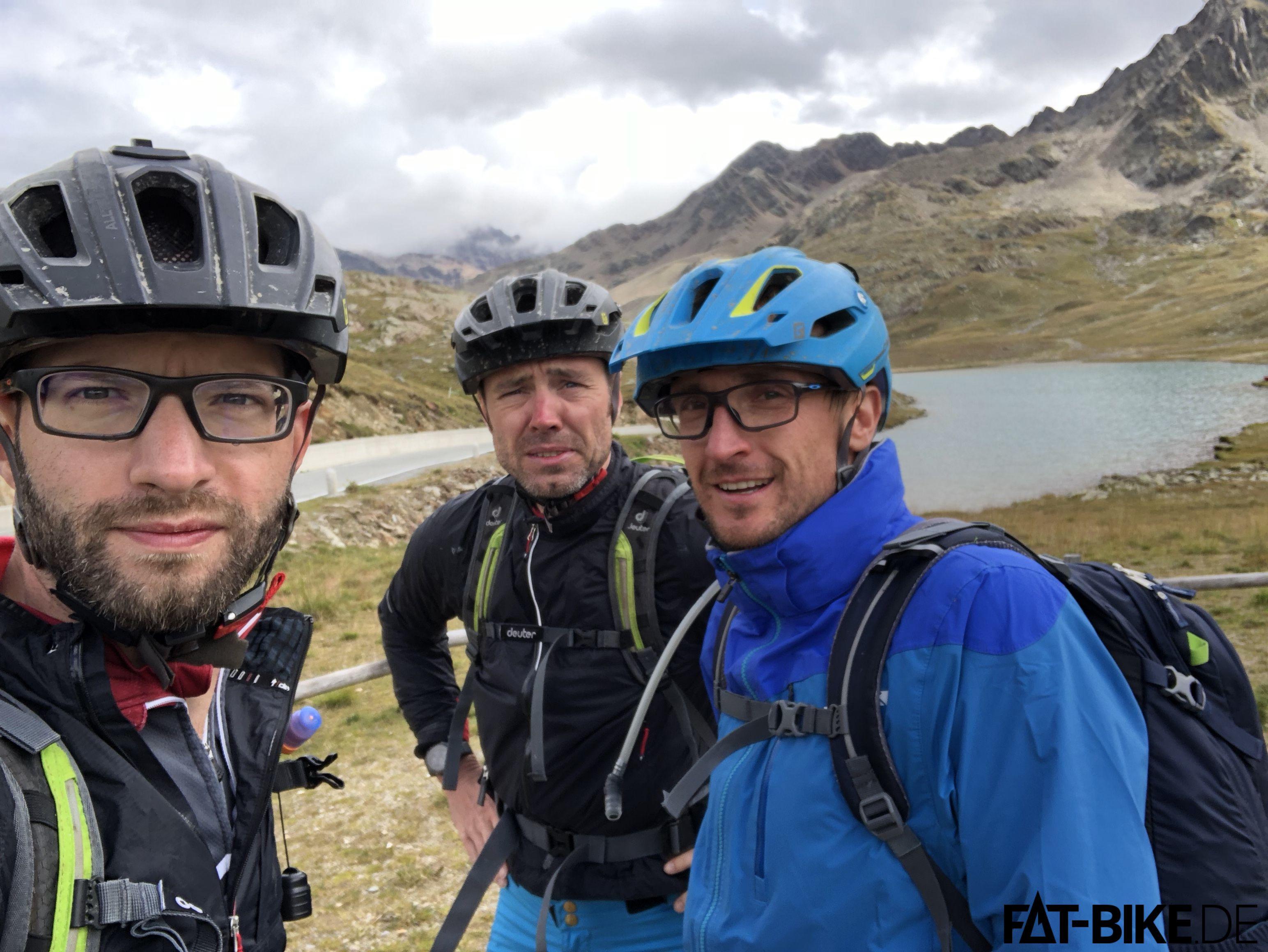 Wohl einer der Königs-Pässe: Passo di Gavia mit über 2.600m