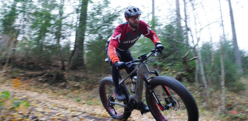 E-LOM Powerline E-FATBike Test