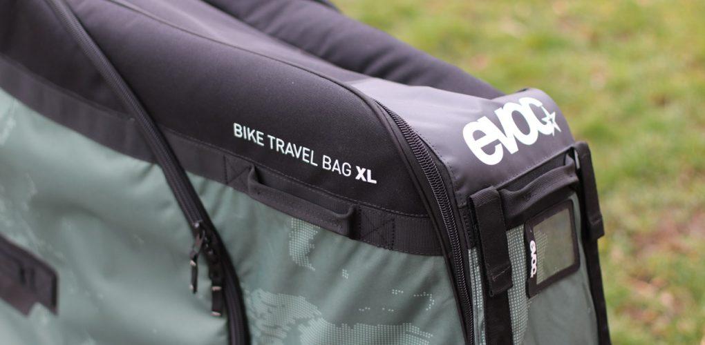 EVOC Bike Travel Bag XL: Die FATBike Tasche im Test