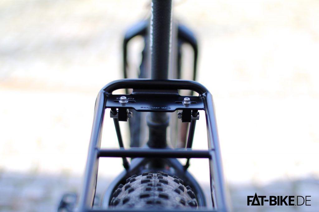 Stabil, flexibel und leicht: FATBike Gepäckträger FAT von Tubus