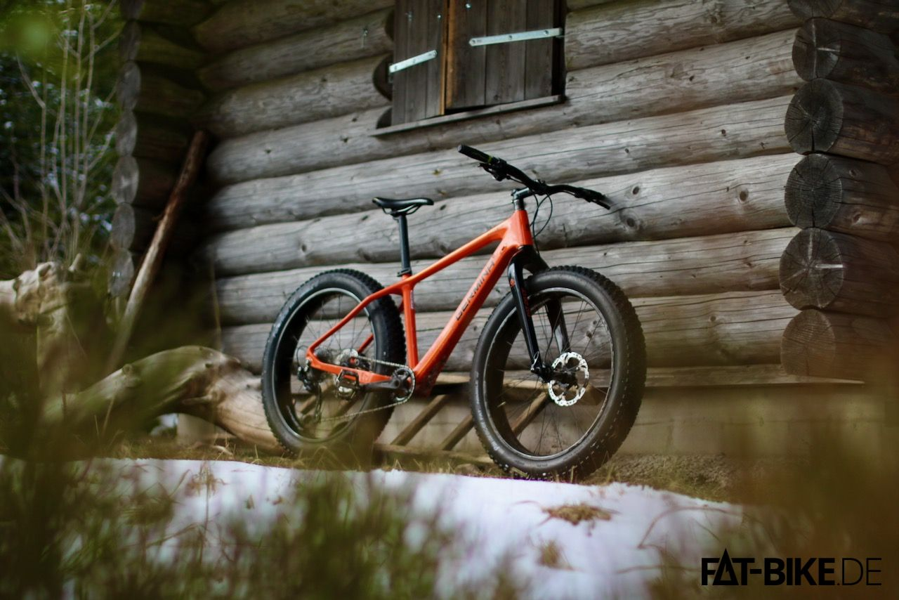 GERMINA FAT 26 CF FATBike