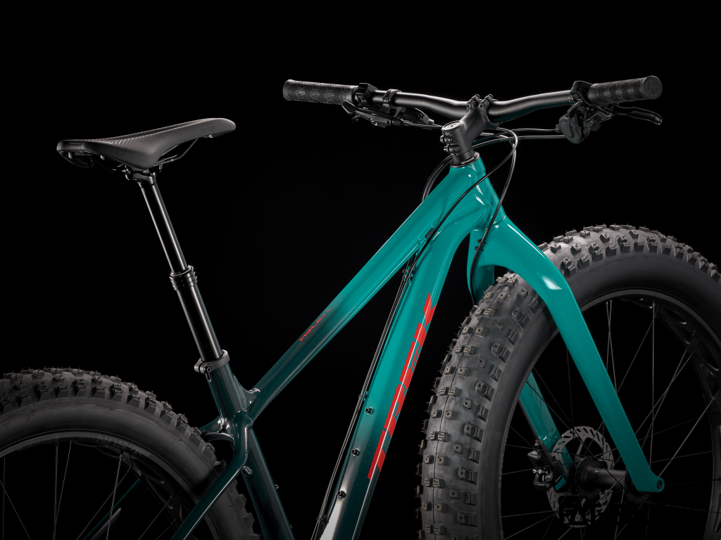 DropperPost serienmäßig am Trek Farley 5 (Quelle: trekbikes.com)