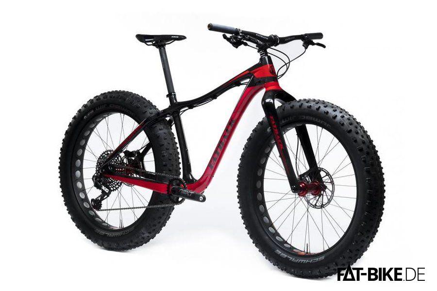 Genauso klassisch wie das Corvus, nur leichter, das Corvus FLT (Quelle: fatbackbikes.com)