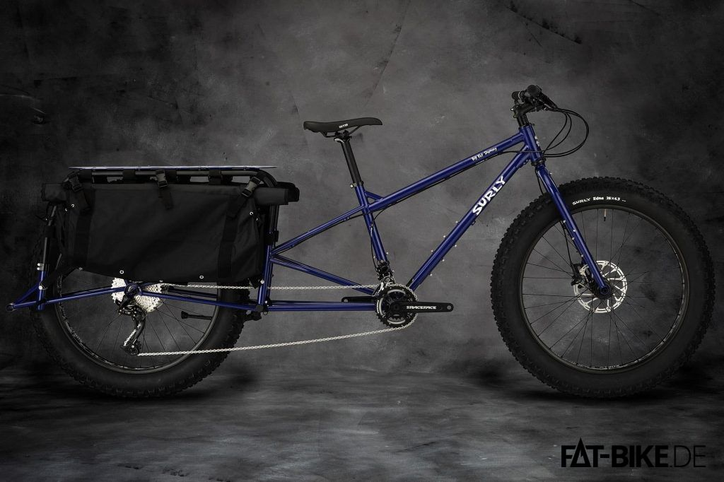 Der ultimative Expeditionspackesel (Quelle: surlybikes.com)