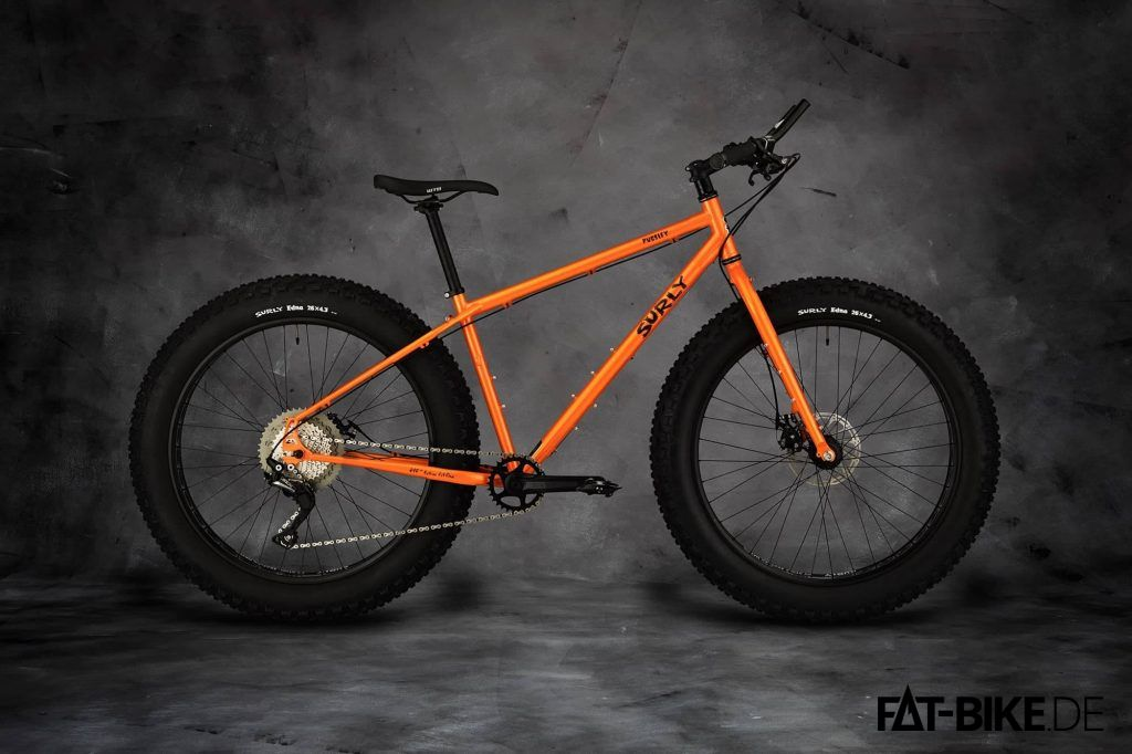 Eins der Ur-FATBikes: Surly Pugsley (Quelle: surlybikes.com)