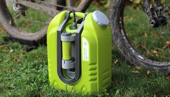 Mobiler Hochdruckreiniger Aqua2Go Pro