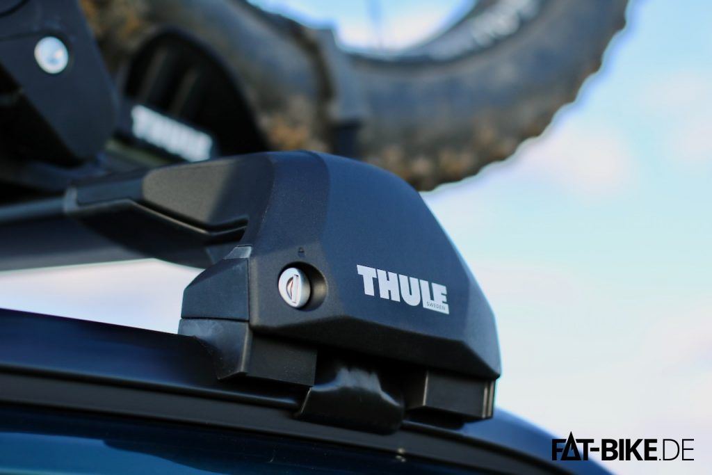 Thule Wing Bar Edge Querträger